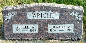 Alfred wright funeral